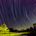 Star Trails + Spot The Station from Melbourne, FL - June 17, 2015 by Michael Seeley