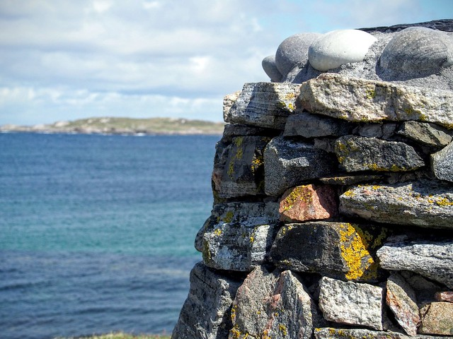 Cairn at Miodar, Tiree