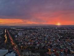 Cuautitlan Izcalli cityscape