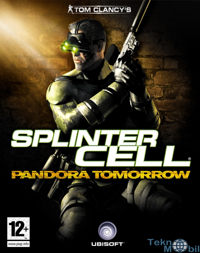 Splinter Cell Pandora Tomorrow Full