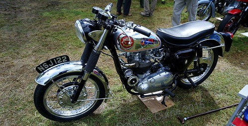 NSJ 122,BSA Motorcycle