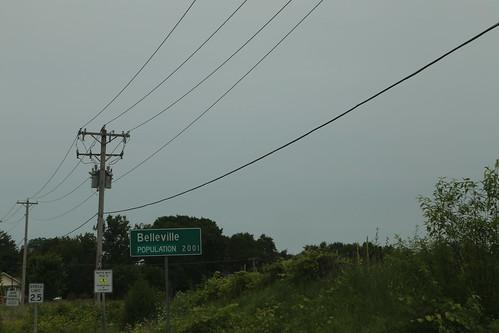 Belleville Wisconsin, Dane County WI