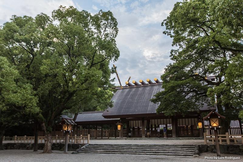 Atsuta Jingu Nagoya-36