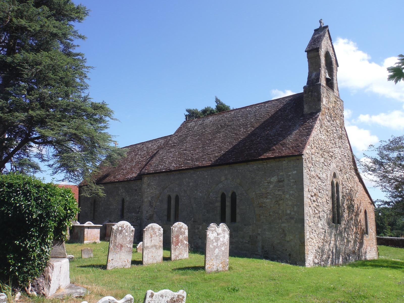 Barlavington Church SWC Walk 217 Midhurst Way: Arundel to Midhurst