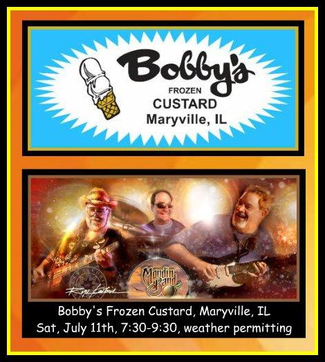 Bobby's Frozen Custard 7-11-15
