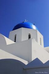 Eglise orthodoxe, Santorini, Cyclades, Grèce