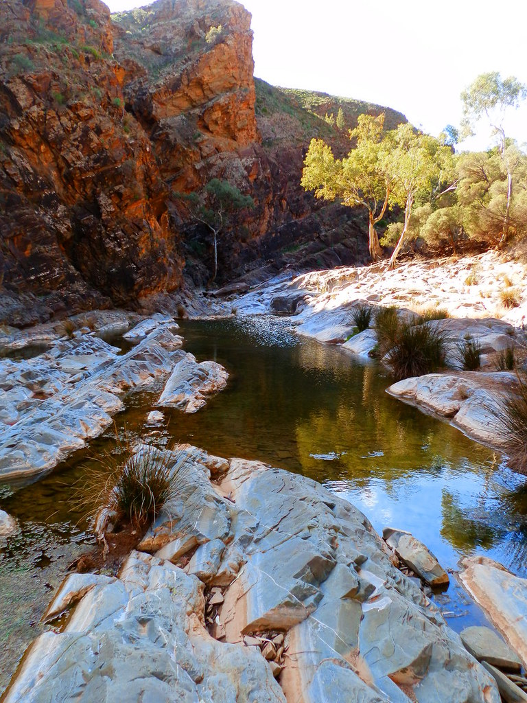 Blinman Pools Walk, via Angorichina, Northern Flinders Ranges