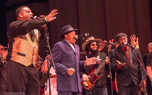 2015 Concert of Colors. Don Was Revue. Detroit