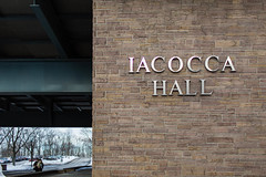 Iacocca Hall details