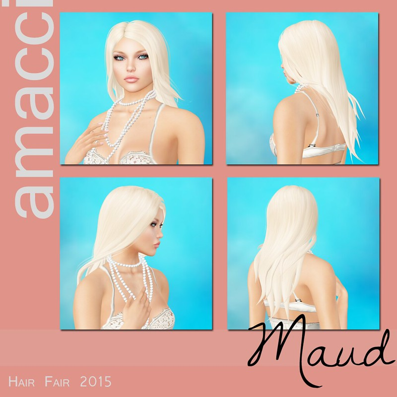 Amacci at Hair Fair 2015