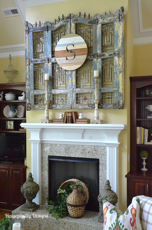 Great Room Fireplace/Mantel-Housepitality Designs