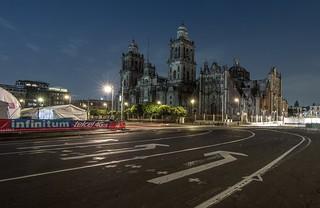 Catedral Metropolitana de la Cuidad de México