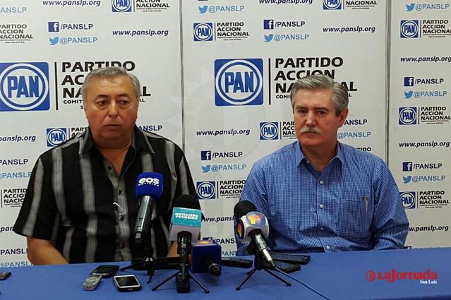 El próximo domingo estará Javier Corral en San Luis