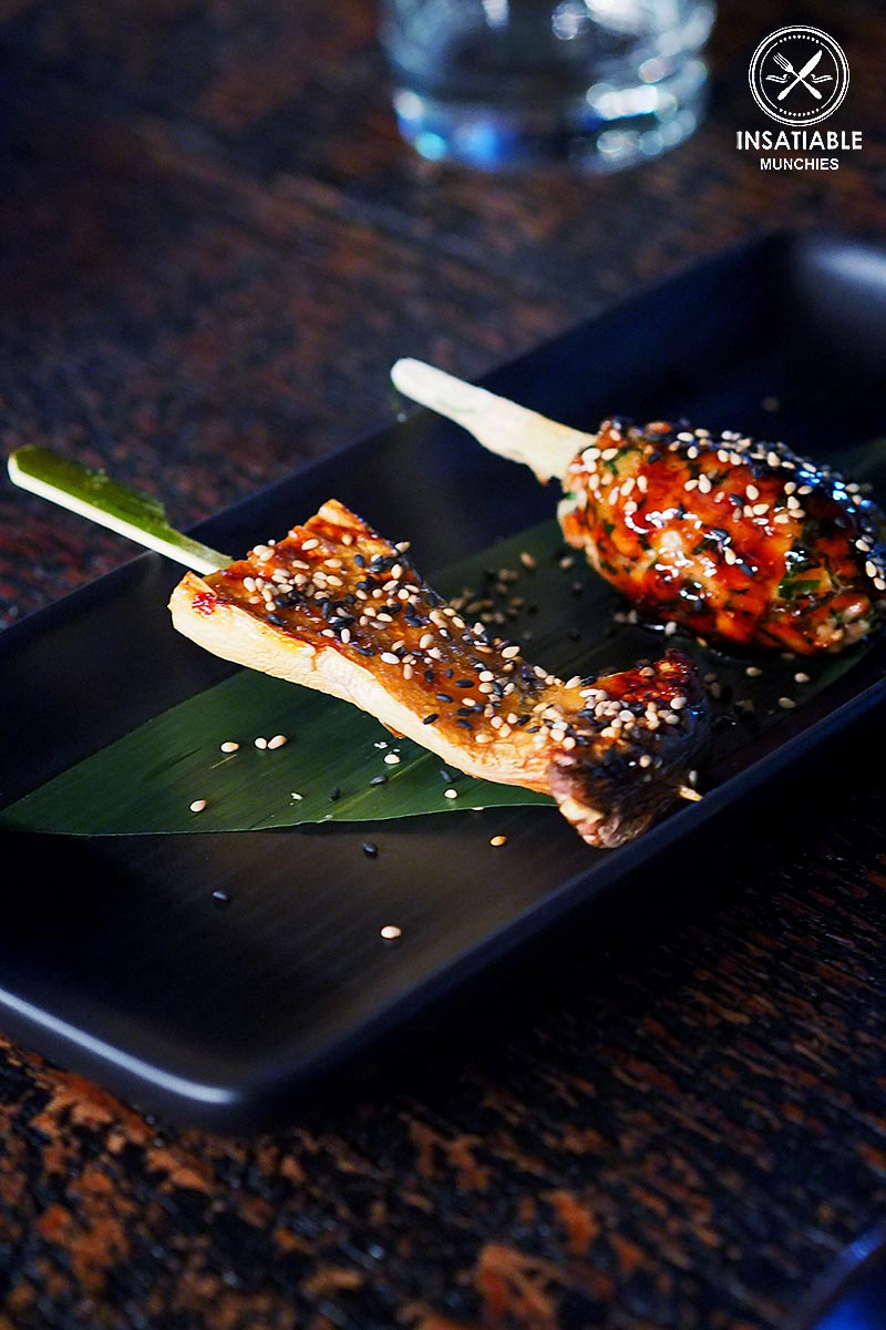 Sydney Food Blog Review of Junk Lounge at Cruise Bar, Circular Quay: King Mushroom with Miso Glaze, $5