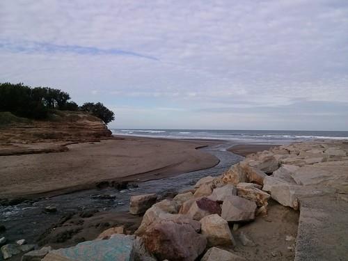 Playa, Chapadmalal.