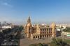 Karachi Aerial Old town