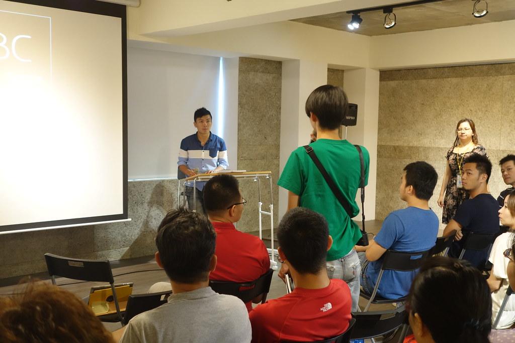 2015.06.27 旅遊創新實驗室《自媒體經營與新創試煉》講座講師-2