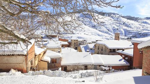 Camarena de la Sierra. Teruel. España