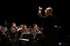 El so dels metalls de la Castalla Bone & Friends omplin l'Auditori de Castalla