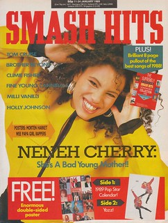 Smash Hits, January 11, 1989