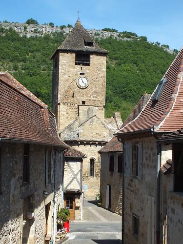Autoire - Église Saint-Pierre (bourg)