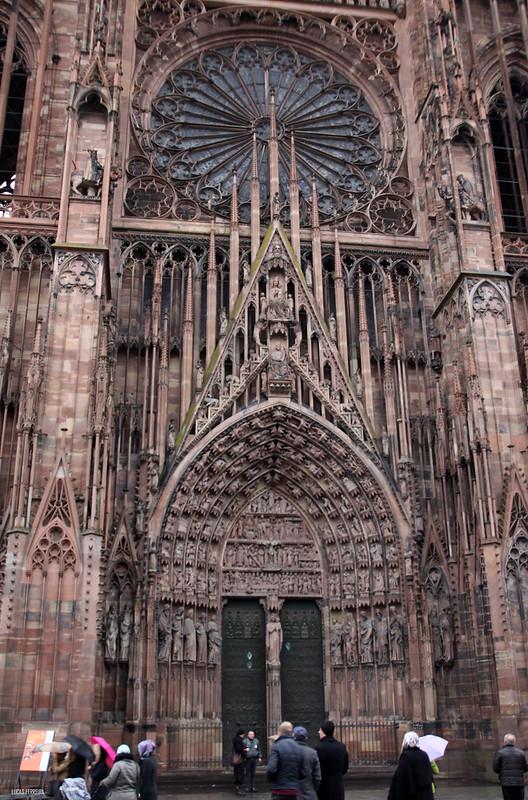 Страсбургский собор - фото 4