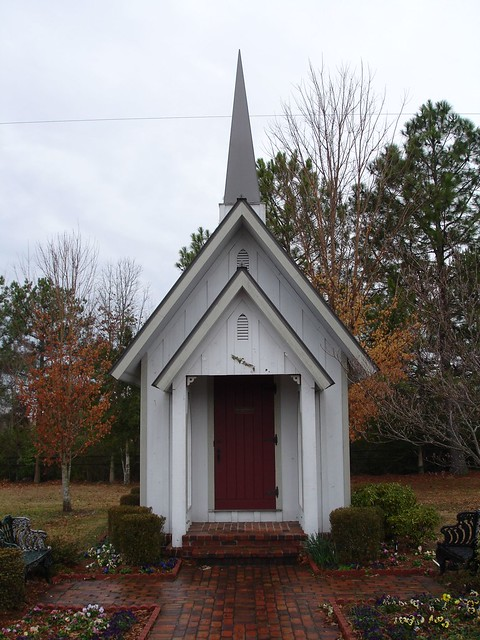 Hubert Richter Chapel, Cullman AL