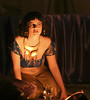 "Sara Lynne Bowman as ""Cleopatra"" by Dean Terry"