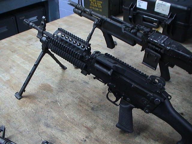 m60 machine gun - photo #13