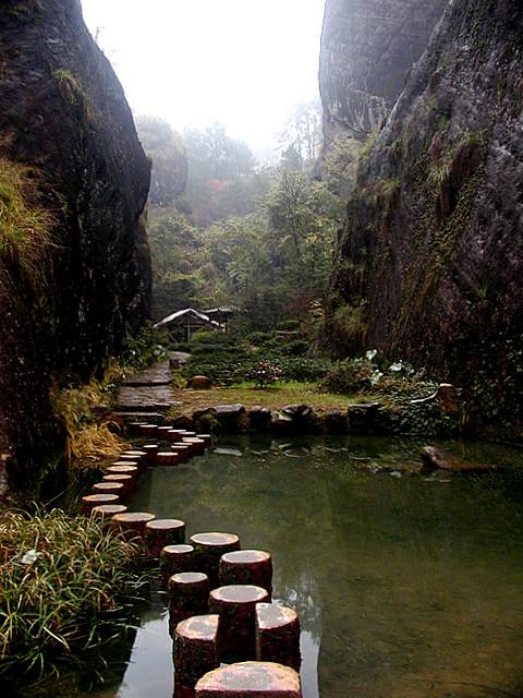 Wuyishan - Da Hong Pao Tea Farm