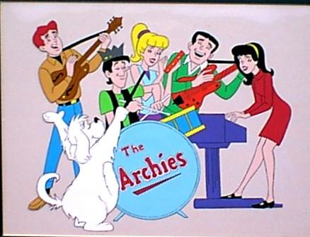 Filmation Archies