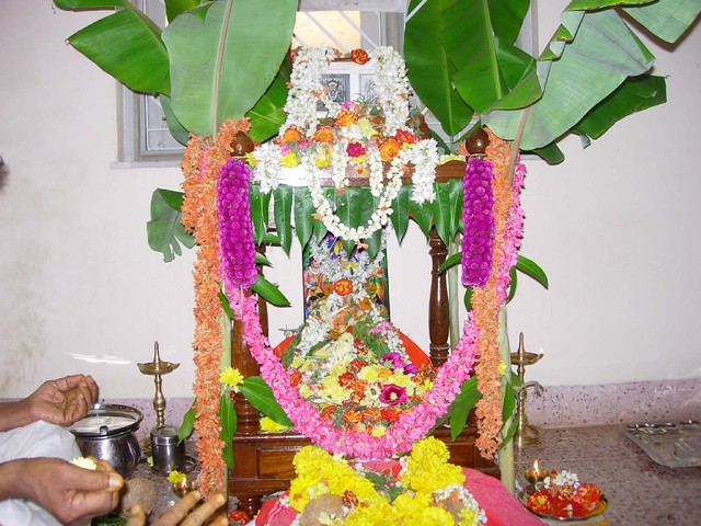 Satyanarayana Swamy Photos http://www.flickr.com/photos/kishoreyc/108497876/