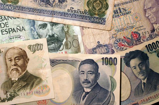1000円札にスタンプ...紙幣使った政治的主張に「迷惑、やめてほしい ...
