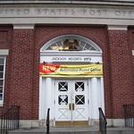 Jackson Heights Post Office