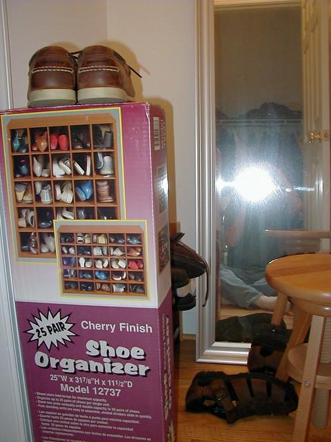 Used Shoe Shine Box For Sale