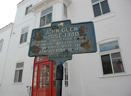 John Glen House