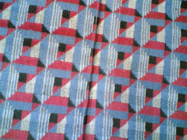 Piccadilly line old flickr photo sharing for London underground moquette
