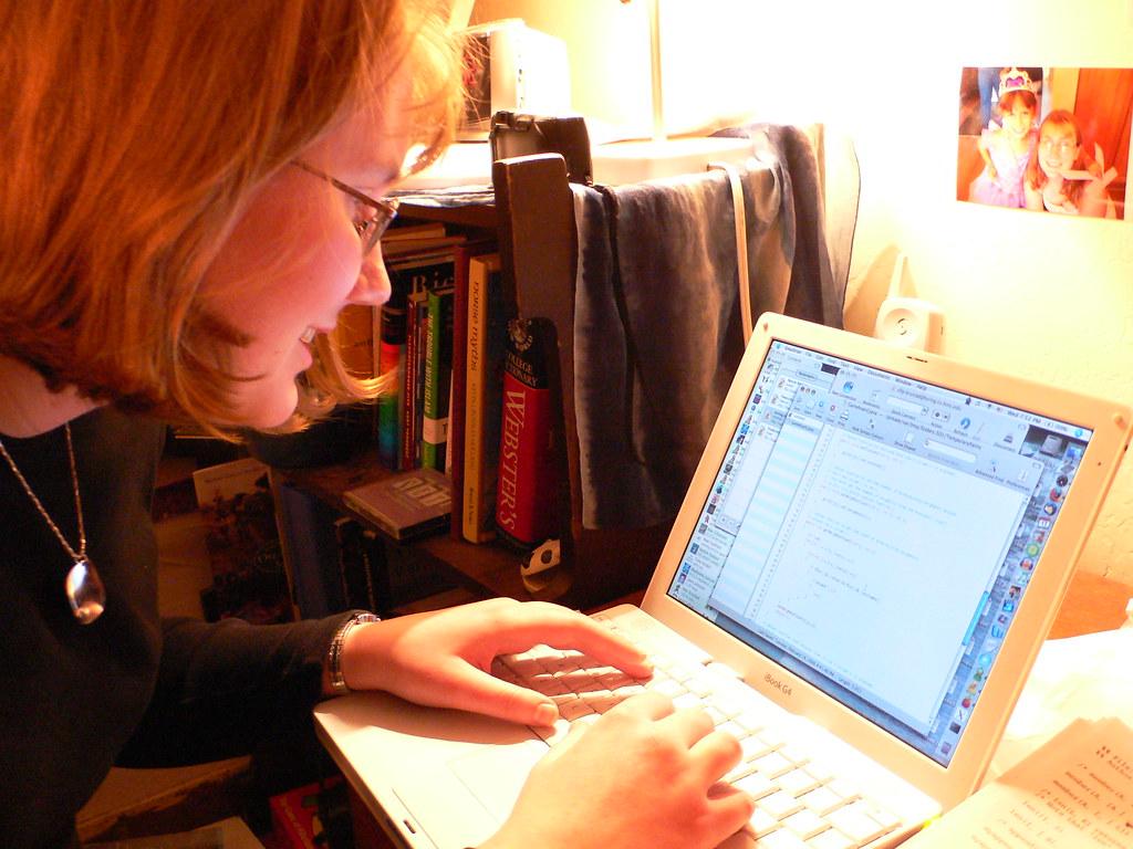 Karen, an example of a computer programmer