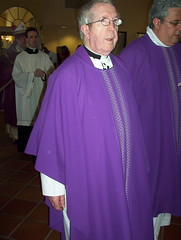 ritual(0.0), academic dress(0.0), presbyter(1.0), deacon(1.0), clergy(1.0), purple(1.0), priest(1.0), bishop(1.0), priesthood(1.0), nuncio(1.0), person(1.0), bishop(1.0),