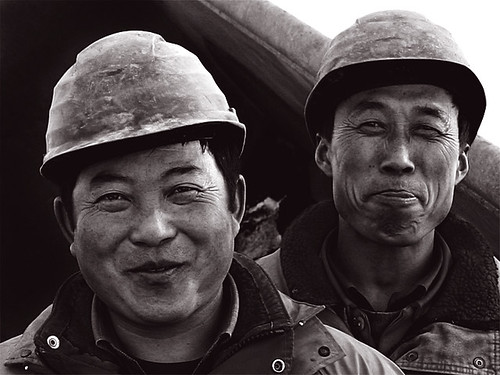 Chineese Tunnel Workers