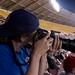 Camera Porn: hot girl-on-lens action, RFK Stadium by techne