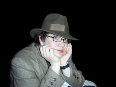 Picture of guy wearing a fedora