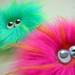 - Fuzzy Brooch - by Warm 'n Fuzzy