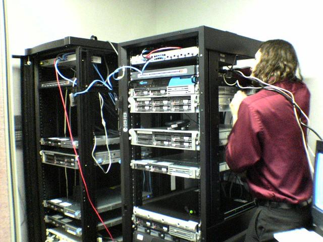Server stuff