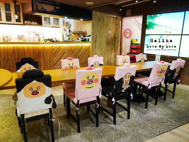 台北東區主題餐廳醜比頭的秘密花園輕食咖啡屁桃 (43)