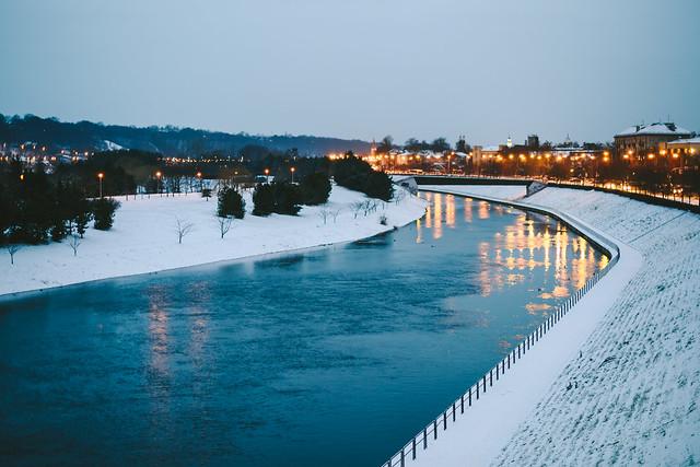 White and Blue | Kaunas