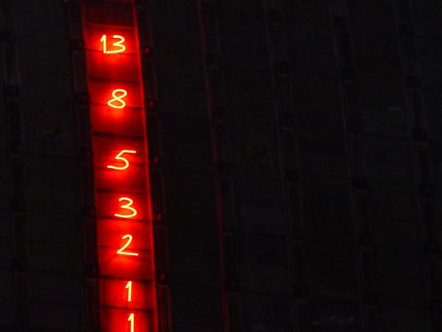 1 1 2 3 5 8 13