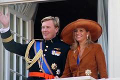 Prins Willem Alexander en Prinses Maxima
