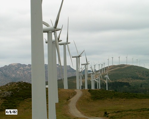 Wind Power. Photo by Luis Alves.