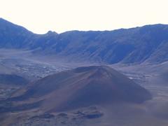 Haleakalā Crater, Haleakalā National Park, Maui, Hawaii